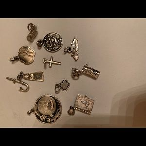 Jewelry - Sterling silver charms
